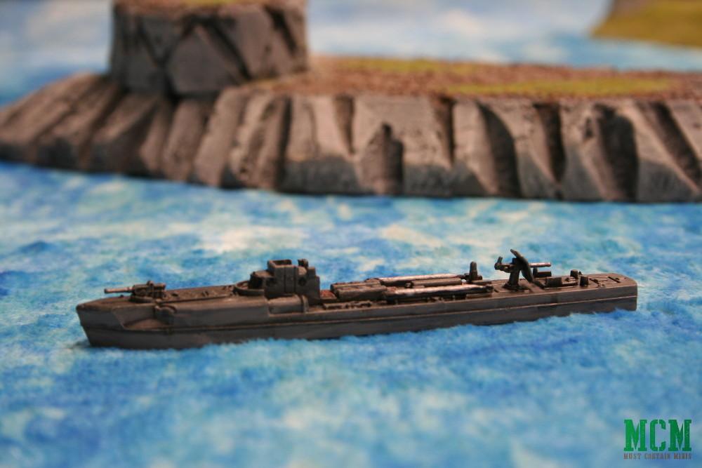 E-Boat Cruel Seas