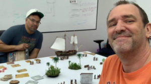 Trey Parker (Creator of South Park) Plays Blood & Plunder!!!
