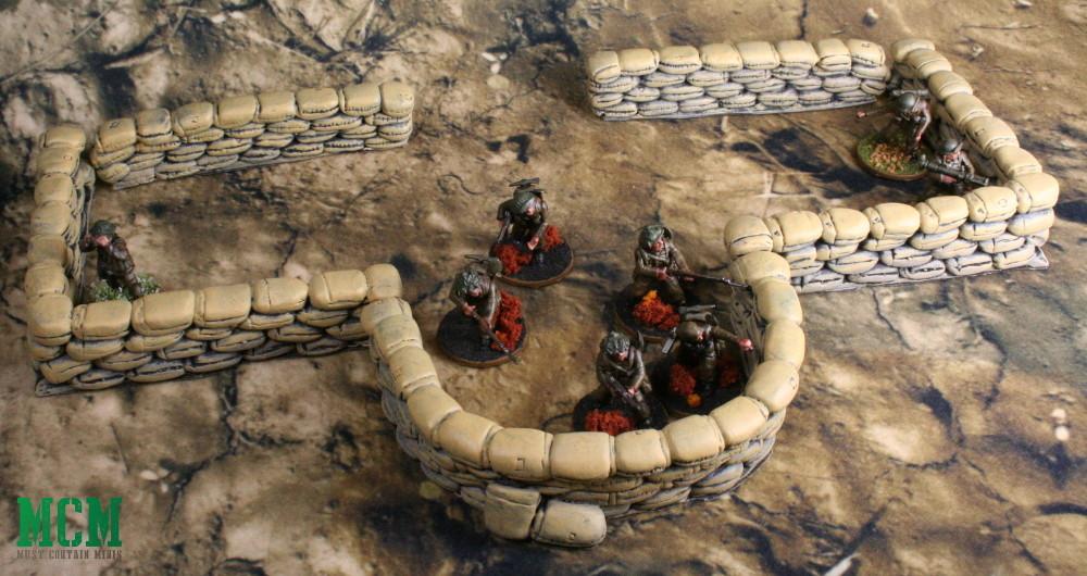 28mm Sandbag Terrain Review