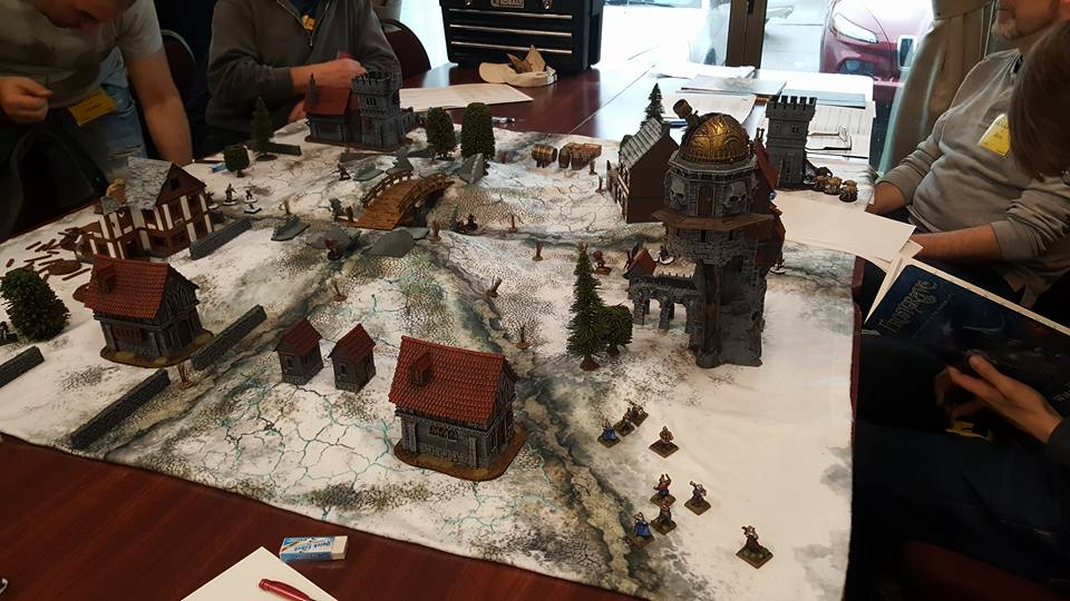 Demo Frostgrave Game