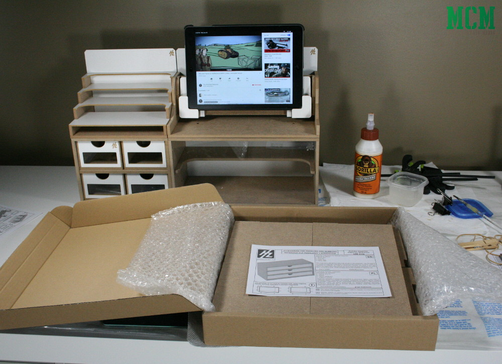 HobbyZone Drawers Review