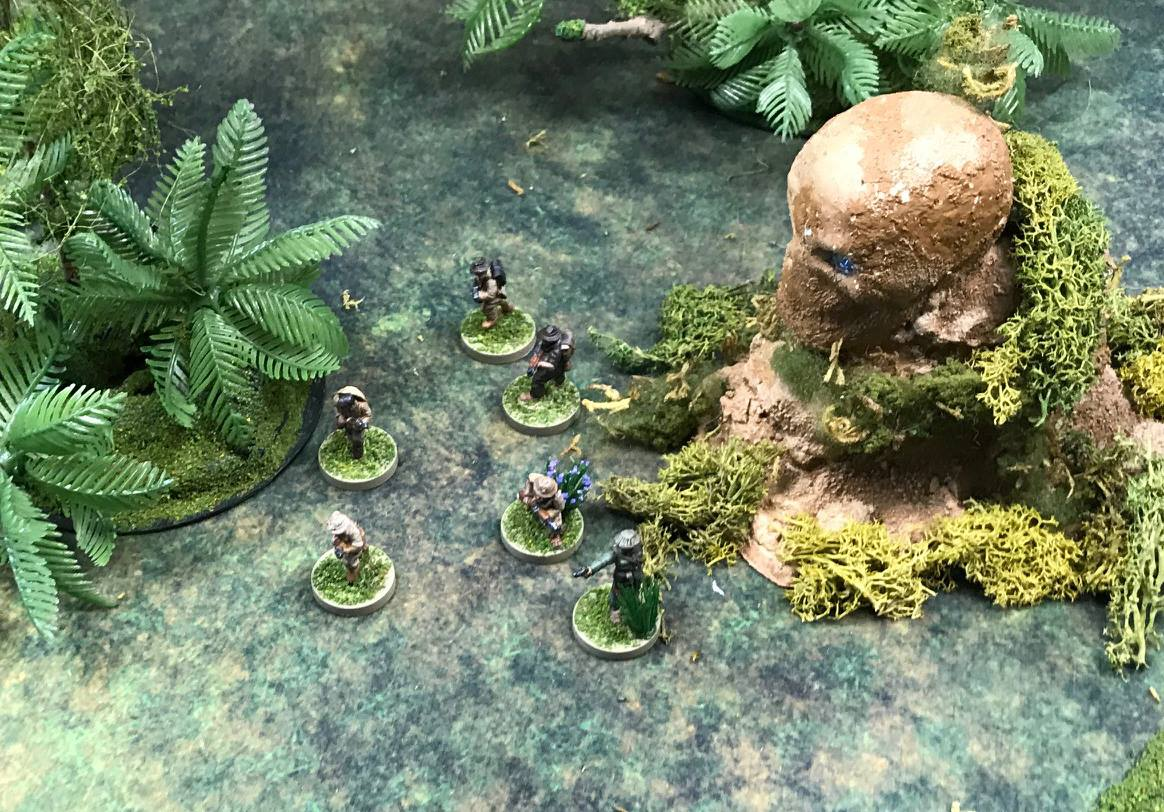 28mm Weird Vietnam Kickstarter for Black Sun