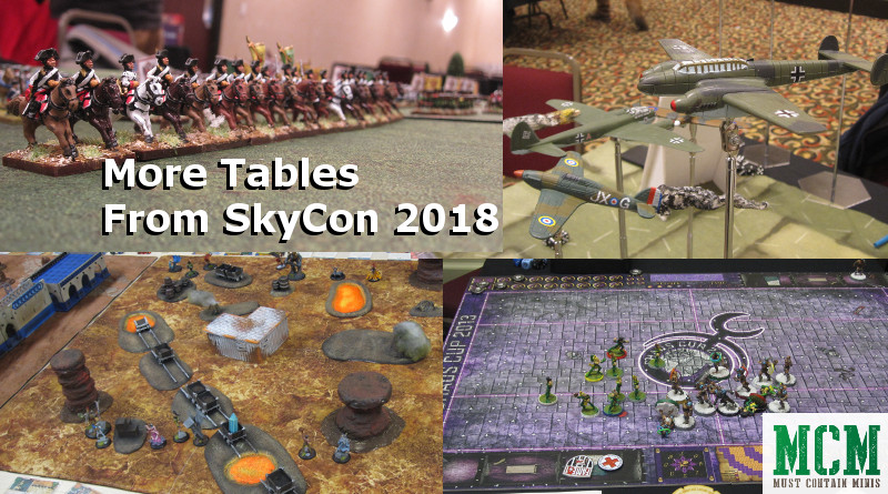 Wrapping up SkyCon 2018