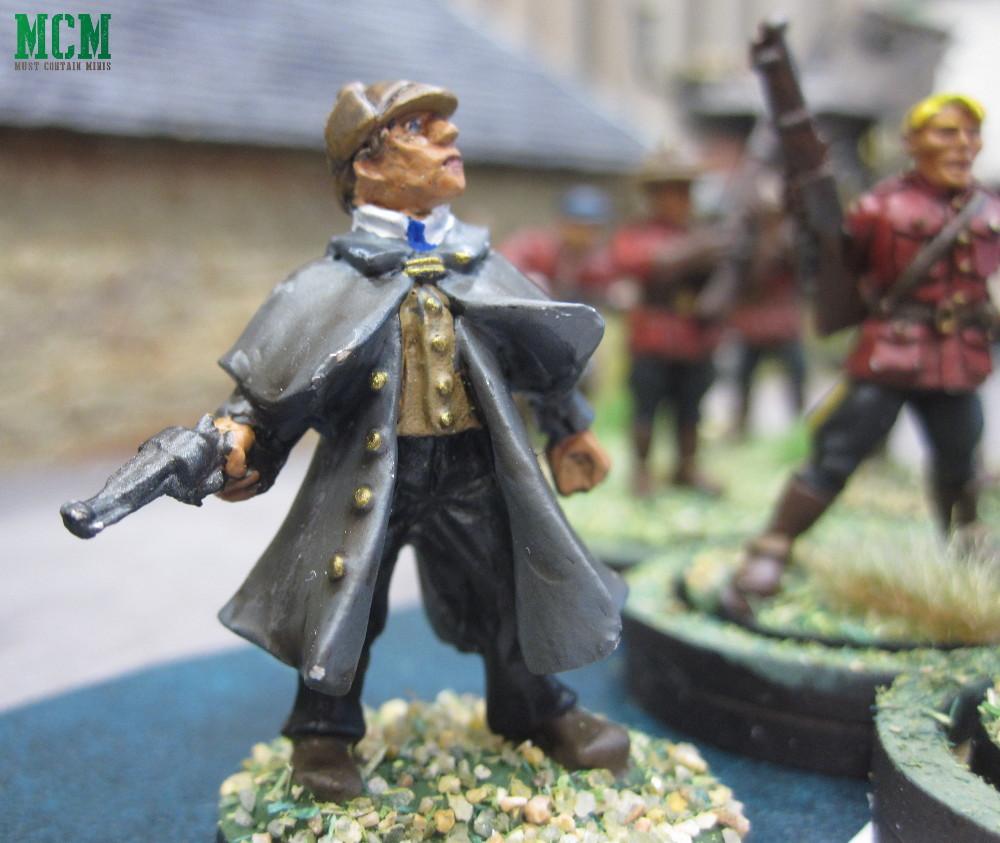 Sherlock Holmes in 28mm