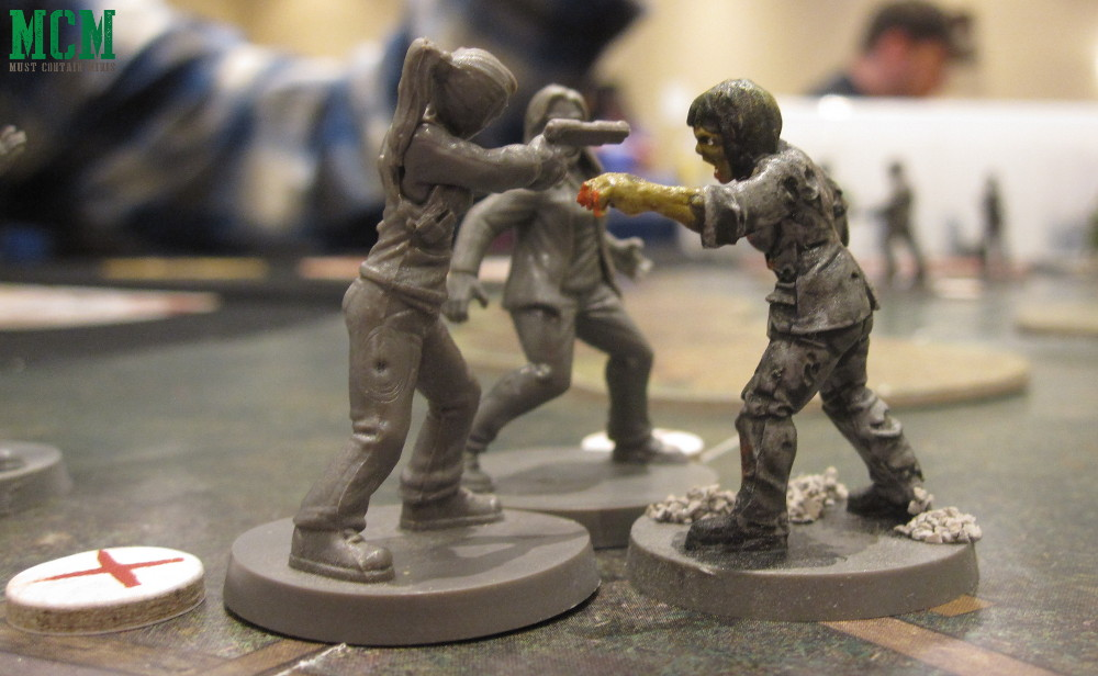 The Walking Dead Battle Report and First Impressions