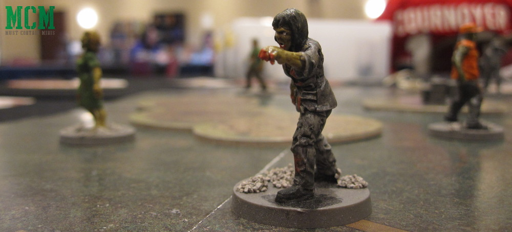 Zombie Miniature by Mantic Games - The Walking Dead