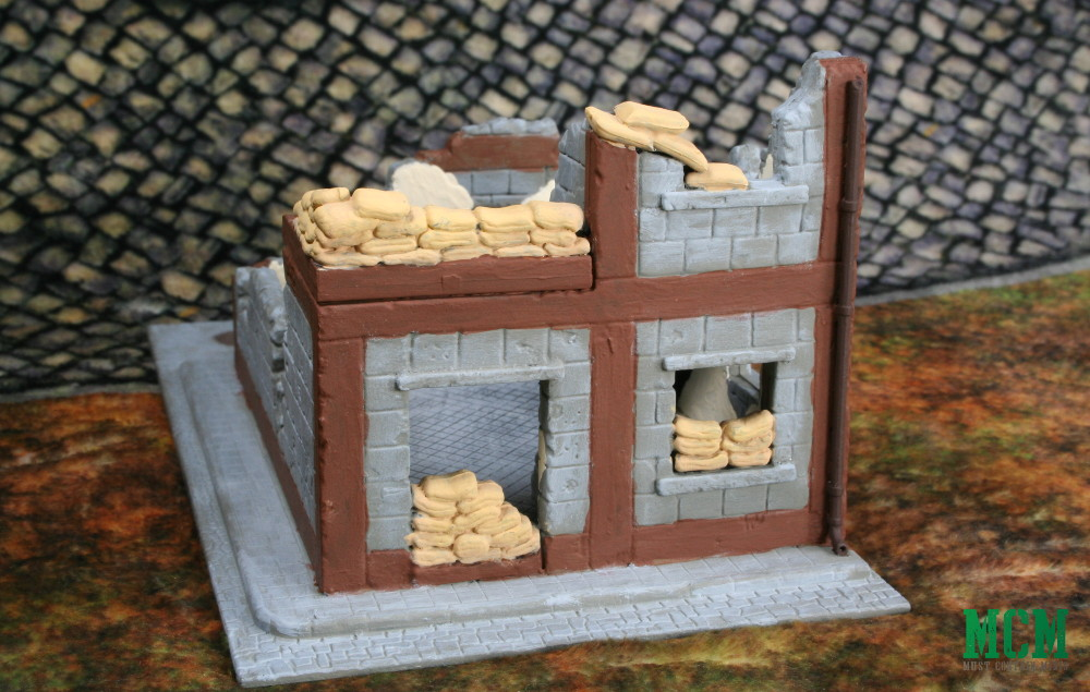 Warlord Games Terrain Review for 28mm Bolt Action