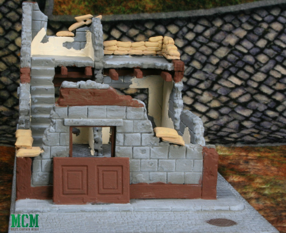 28mm Wargame Terrain Review City Fight for Bolt Action
