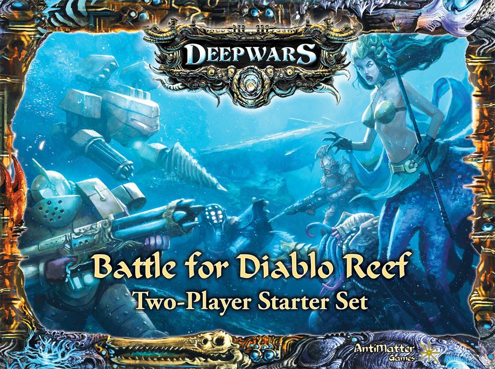 DeepWars Battle for Diablo Reef Preview
