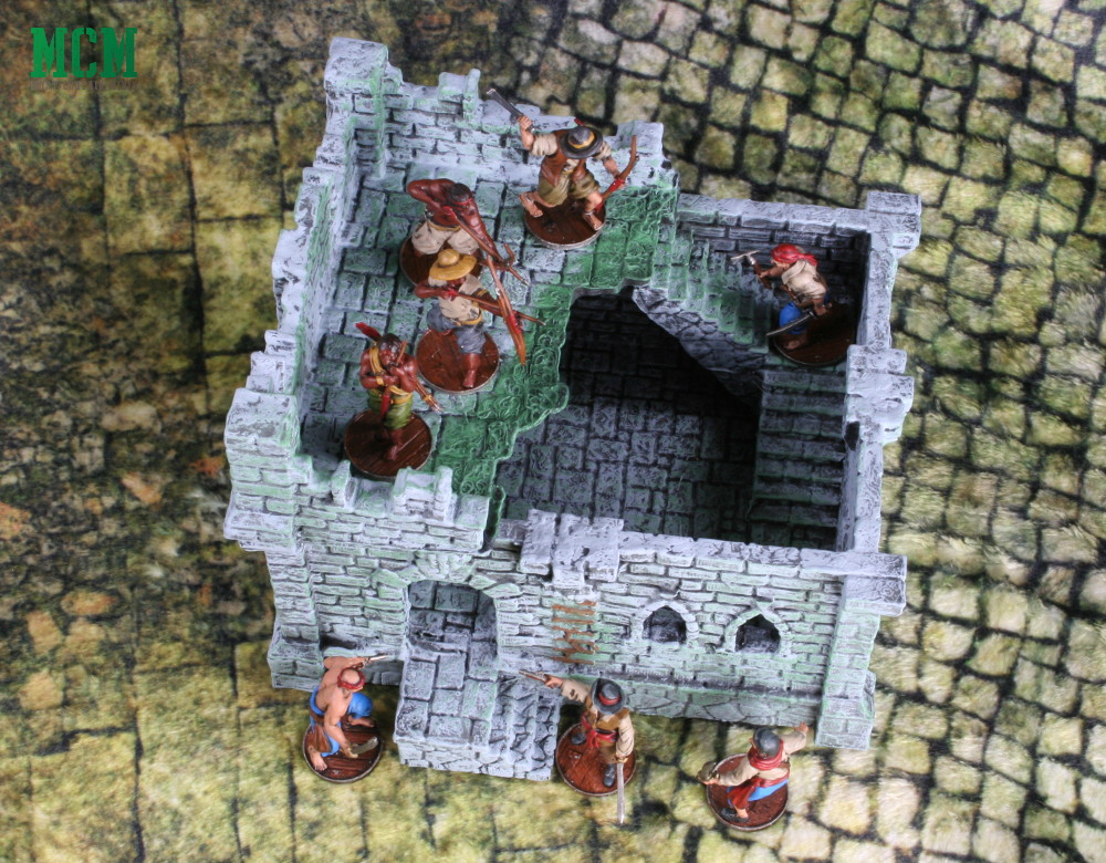 Building Terrain Review for Blood & Plunder