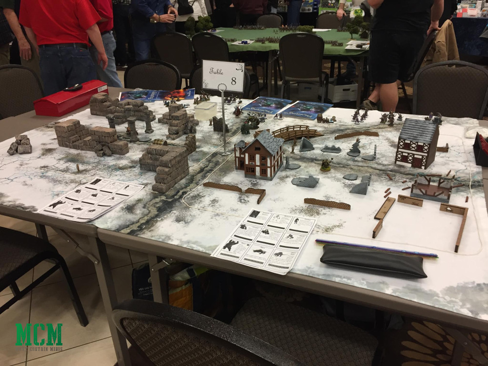 Frostgrave Demo Table