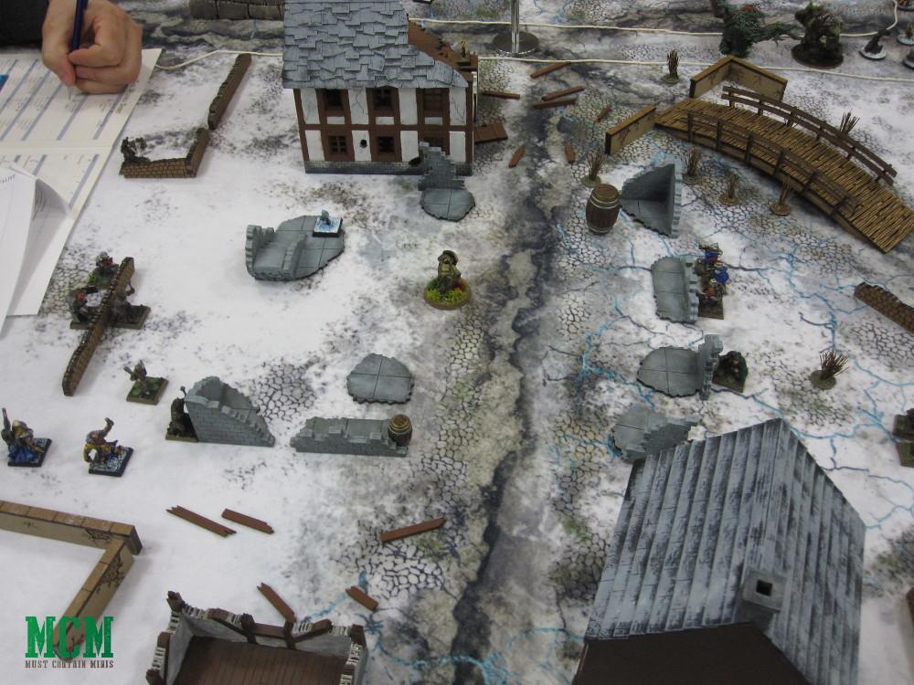 XOLK MDF Terrain for Frostgrave
