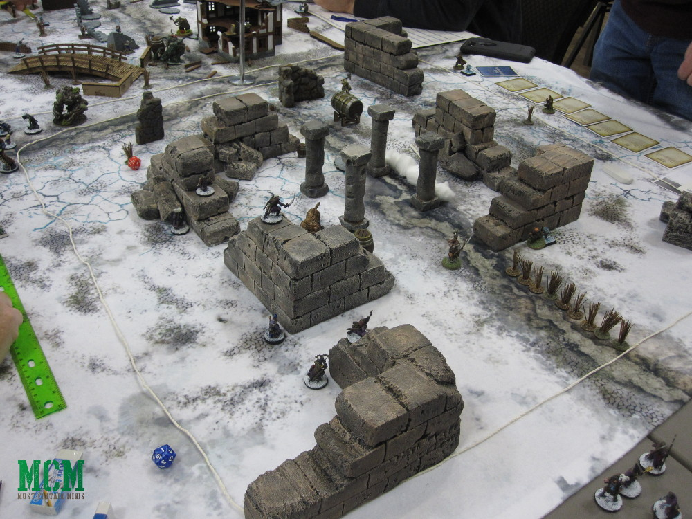 Frostgrave at Hotlead 2019 Demo