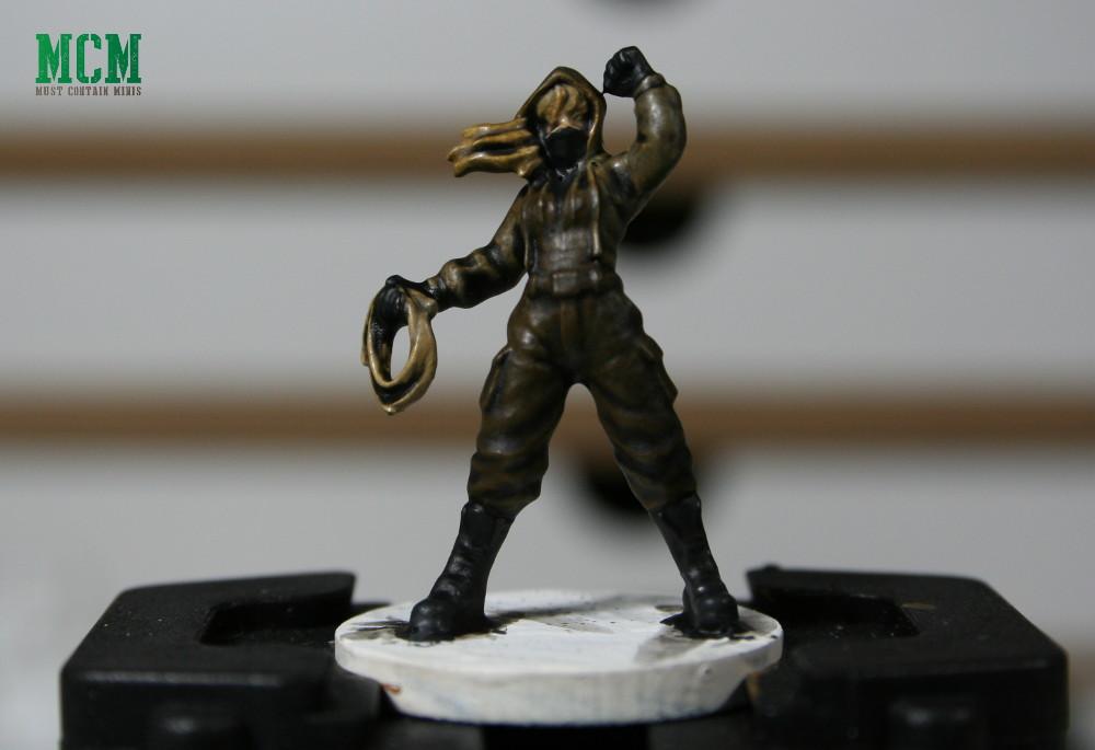 Painting my 28mm Hunt Saboteur Miniature