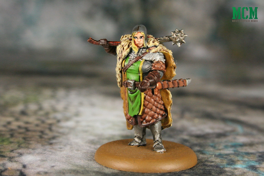 Stark Miniatures from A Song of Ice and Fire Miniatures Game