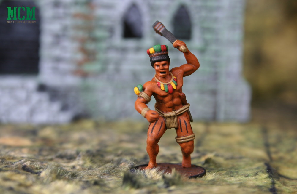 Blood & Plunder Native Warriors