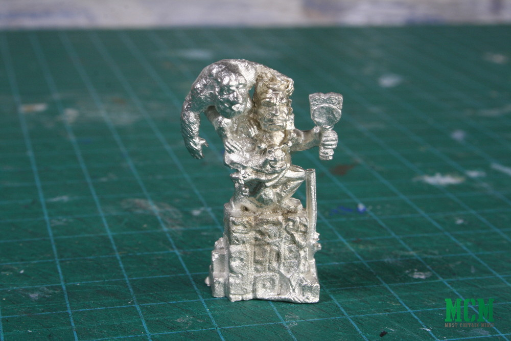 Blunder Monkey Statue from Blood & Plunder by Firelock Games