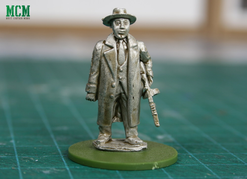 28mm Pulp Miniatures Review