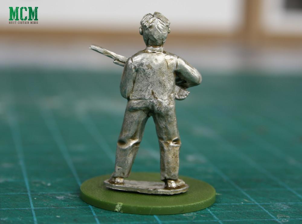 Pep Da Pump 25mm 28mm miniature