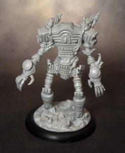 Sentinel Golem ShadowSea