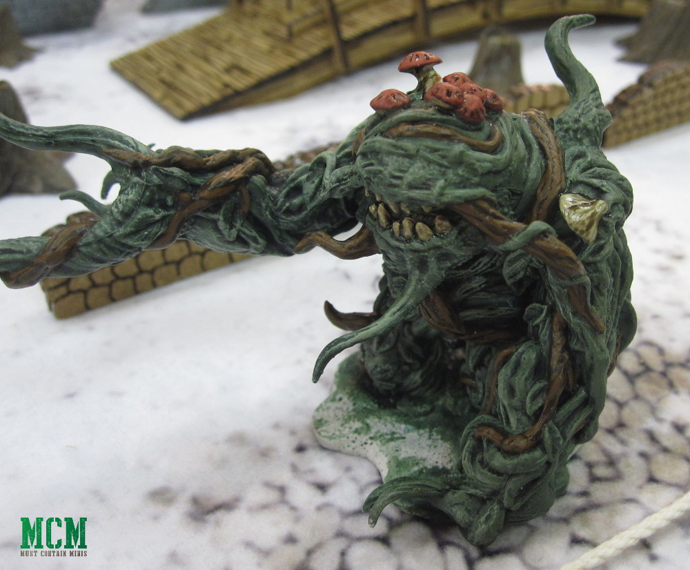 - Shambling Mound Miniature