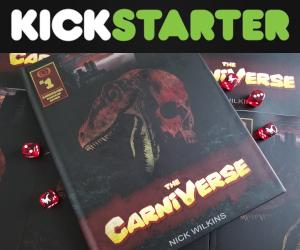 Carniverse Kickstarter Ad