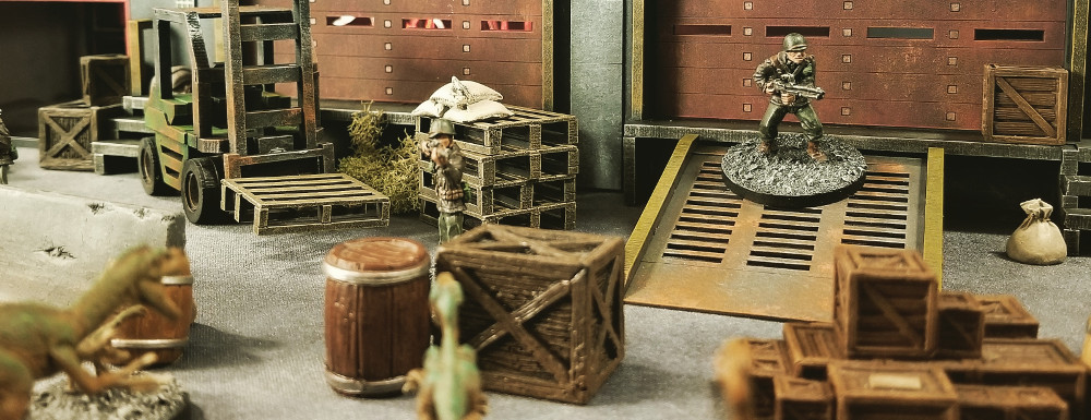 The Carniverse 28mm miniature Dinosaur Wargame Skirmish Rules Kickstarter