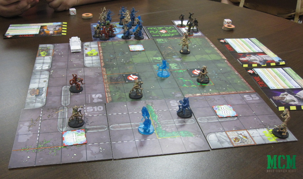 Ghostbusters the Board Game Review