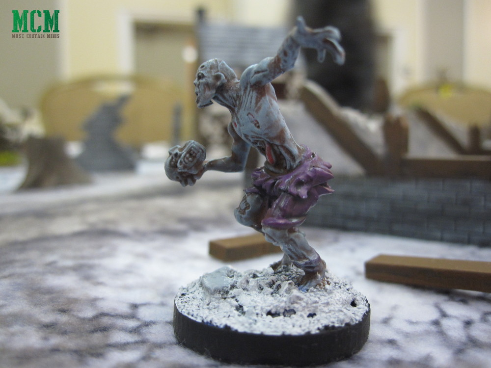 Mantic Games Zombies Painted Miniature Showcase