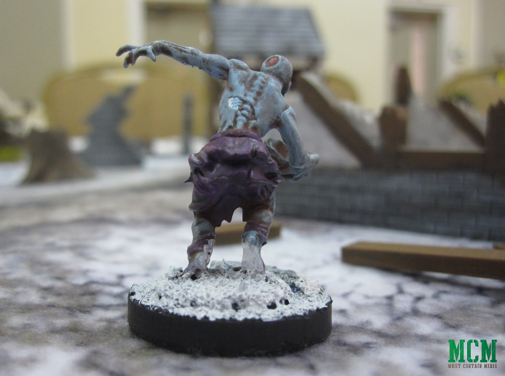 Mantic Zombies for Kings of War and Frostgrave