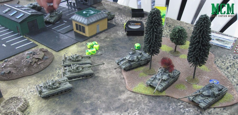 Team Yankee Battle Report
