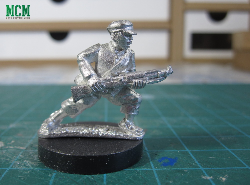 Viet Cong Miniature by Crucible Crush - 28mm