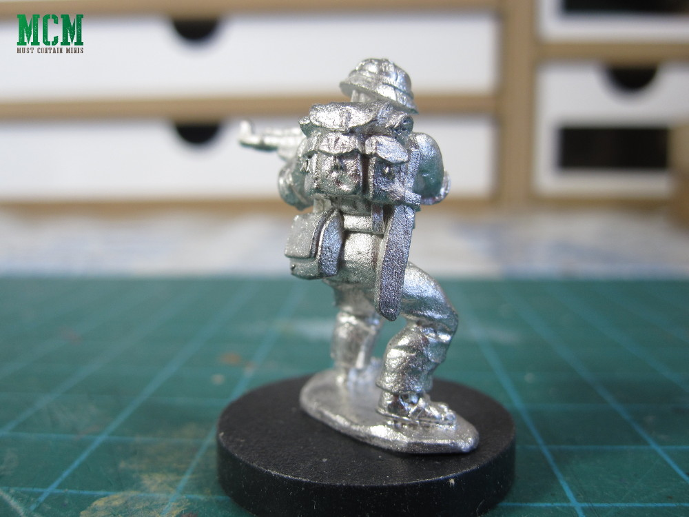 Crucible Crush Miniature