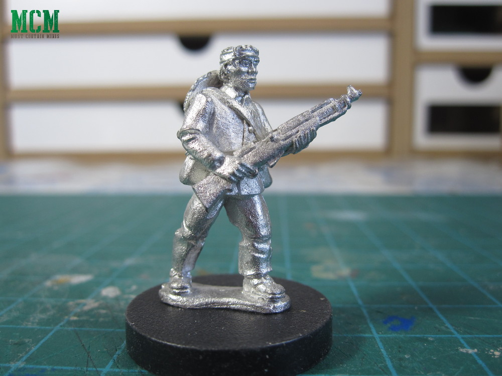 Viet Cong Soldier in 28mm