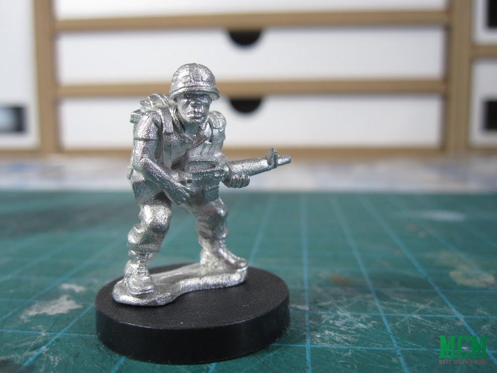 American Soldier Miniature - 1967 Vietnam War