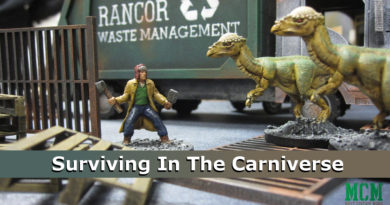 Carniverse Battle Report and First Impressions