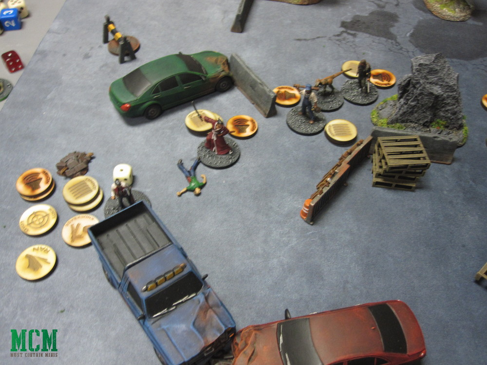 Battle Report of the Carniverse
