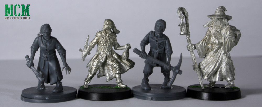 Scale Comparison DGS Games vs Fireforge Games