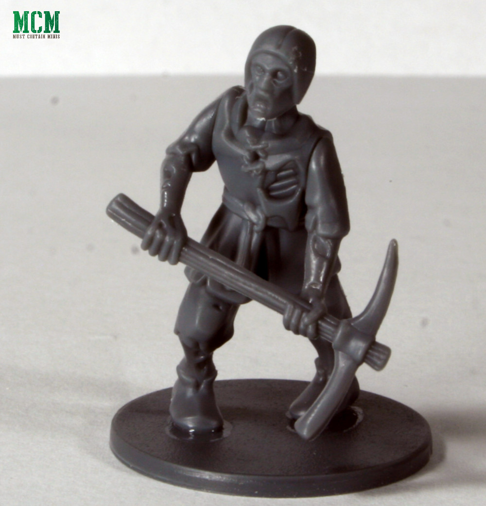 Forgotten Worlds Living Dead Peasants Review - 28mm Zombies