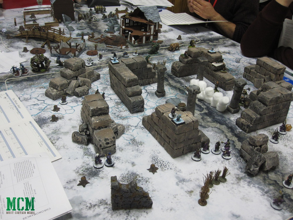 What to pack when demoing Frostgrave and other miniatures games