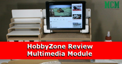 The Multimedia holder - IPad Holder by HobbyZone
