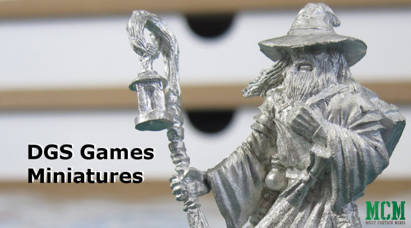 DGS Games Miniatures - 28mm