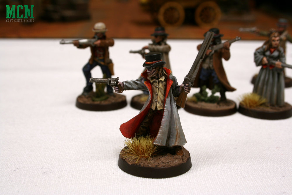 The Red Hand Coven Alternative Miniatures