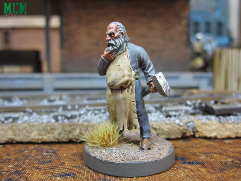 Black Scorpion Miniatures in Dracula's America
