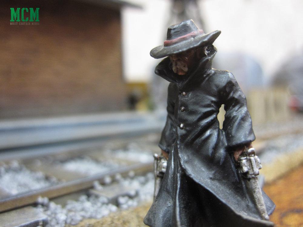 Dracula's America Miniatures