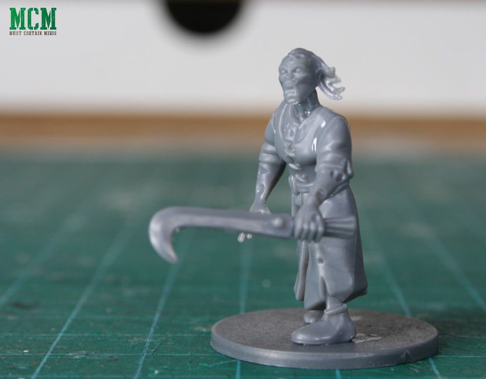 Living Dead Peasants for Forgotten World Review