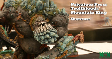 Trollblood Mountain King Miniature