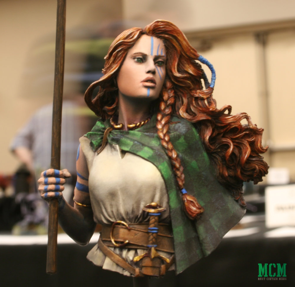 Boudicca by FeR Miniatures
