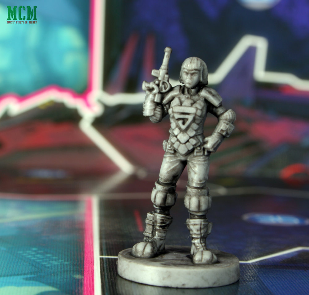 Miniatures Review - Board Game by Osprey Games