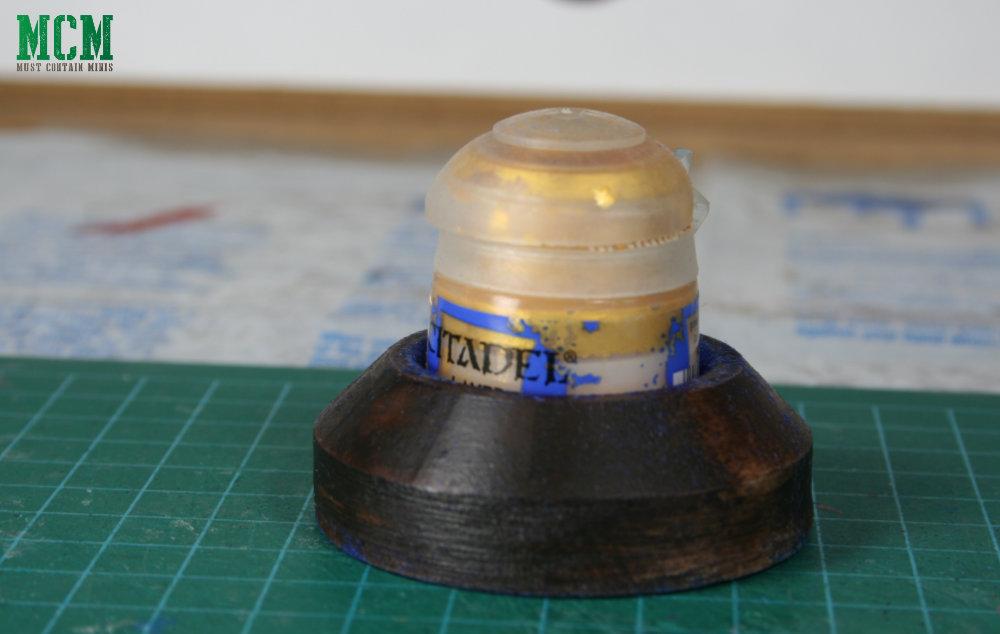 Phoenix Games & Hobbies Paint Pot Holder for Miniature Wargame Painting
